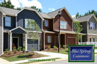 Blue Springs Commons Townhomes in Kennesaw Georgia
