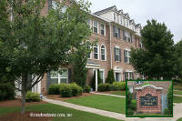 Chastain Park Townhomes in Kennesaw Georgia
