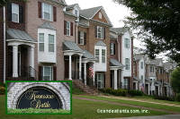Kennesaw Battle Townhomes in Kennesaw Georgia