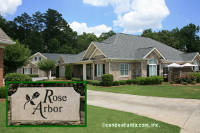 Rose Arbor Ranch Condos in Acworth Georgia