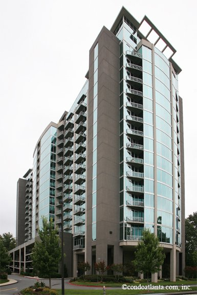 Horizon at Wildwood High Rose Condos in Marietta Georgia