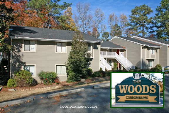 The Woods Condos in Marietta Georgia