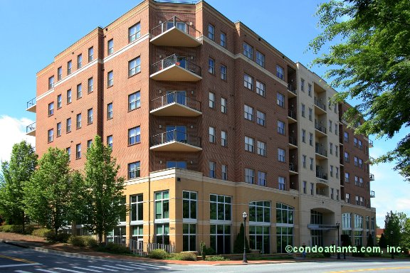 Emerson Overlook Condominiums in Marietta Georgia