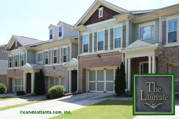 The Laureate on Lassiter Townhomes