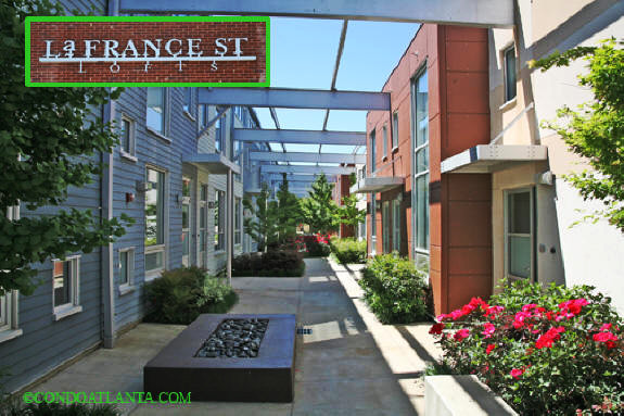 La France Street Lofts For Sale In Atlanta Georgia