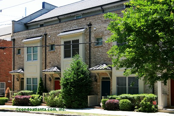 Marion Place Townhomes in Atlanta GA