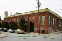 The Brushworks Lofts in Historic Old Fourth Ward Atlanta Georgia