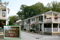 Frederica Hall Condominiums in Virginia Highland Atlanta Georgia