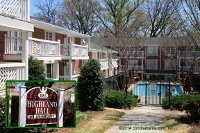 Highland Hall Condominiums In Virginia Highland Atlanta Georgia