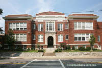 Highland School Lofts In Virginia Highland Atlanta Georgia