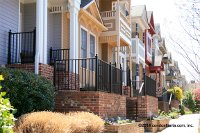 Parkside at Freedom Park Townhomes In Virginia Highland Atlanta Georgia