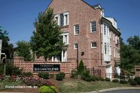 Residences at Lullwater Park Townhomes In Virginia Highland Atlanta Georgia