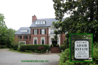 The Adair Estate Historic Condominiums in Virginia Highland Atlanta Georgia