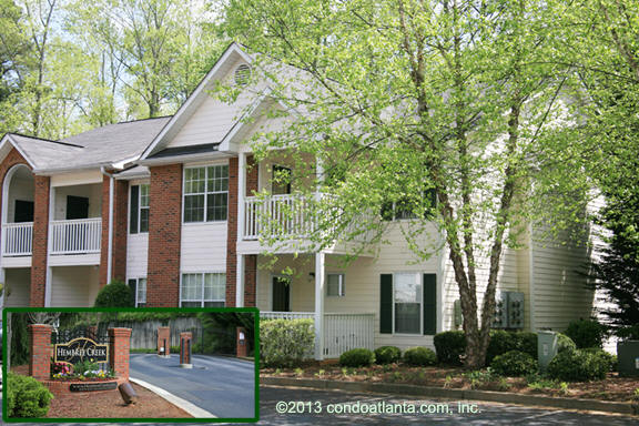 Hembree Creek Condominiums in Roswell Georgia