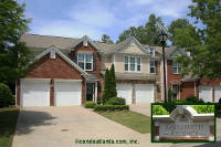 Bellsmith Regency Townhomes in Rowsell Georgia
