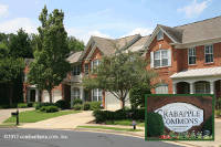 Crabapple Commons Townhomes in Rowsell Georgia