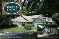 Crossville Station Townhomes in Rowsell Georgia