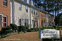 Holcombs Crossing Townhomes in Roswell Georgia