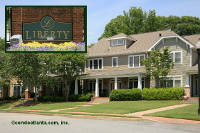 Liberty Lofts and Townhomes in Roswell Georgia