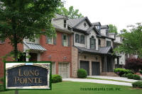 Long Pointe Townhomes in Roswell Georgia