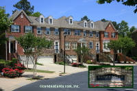 Manchester Place Townhomes in Roswell Georgia