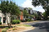 Martin Lakes Townhomes in Roswell Georgia
