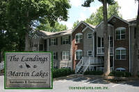 Martins Landing Condominiums in Roswell Georgia