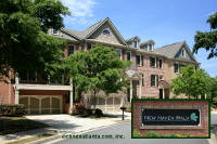 New Haven Walk Townhomes in Roswell Georgia