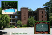 Roswell Creekview Condominiums in Roswell Georgia