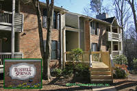 Roswell Springs Condominiums in Roswell Georgia