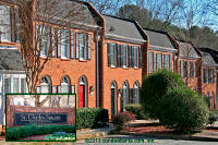 Saint Charles Square Townhomes in Roswell Georgia