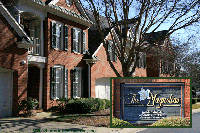The Magnolias Townhomes in Roswell Georgia