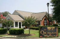 The Orchards at Crabapple Ranch Condos in Roswell Georgia