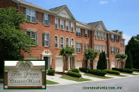 The Views at Coleman Village Townhomes in Roswell Georgia