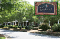 Westbrook at Crossville Townhomes in Roswell Georgia