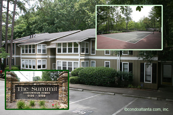 The Summit Condominiums in Sandy Springs Georgia