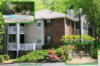 Barrington Hills Condominiums in Sandy Springs Georgia