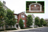 Brighton Court Condominiums in Sandy Springs Georgia