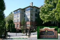 Carlyle Ridge Condominiums in Sandy Springs Georgia