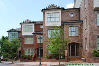 City Walk Heights Townhomes in Sandy Springs Georgia