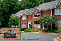 Colquitt Terrace Townhomes in Sandy Springs Georgia