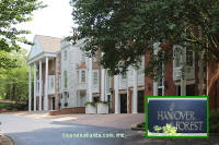 Hannover Forest Townhomes in Sandy Springs Georgia