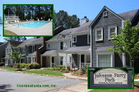 Johnson Ferry Park Townhomes in Sandy Springs Georgia