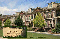 One River Place Townhomes and Condominiums in Sandy Springs