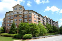 Serrano Condominiums in Sandy Springs Georgia