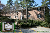 The Hammonds Condominiums in Sandy Springs Georgia
