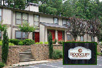 Woodcliff Condominiums in Sandy Springs Georgia