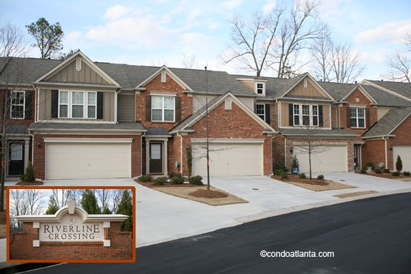 Riverline Crossing Townhomes in Mableton Georgia