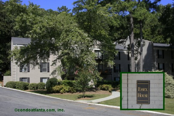 Essex House Condos For Sale in Atlanta GA