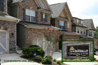 Cobblestone Creek Townhomes in Mableton Georgia